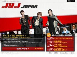 JYJ JAPAN